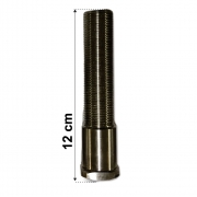 Prolongador Extensor Torneira Chopp Inox 304 5/8 12cm