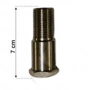 Prolongador Extensor Torneira Chopp Inox 304 5/8 7cm