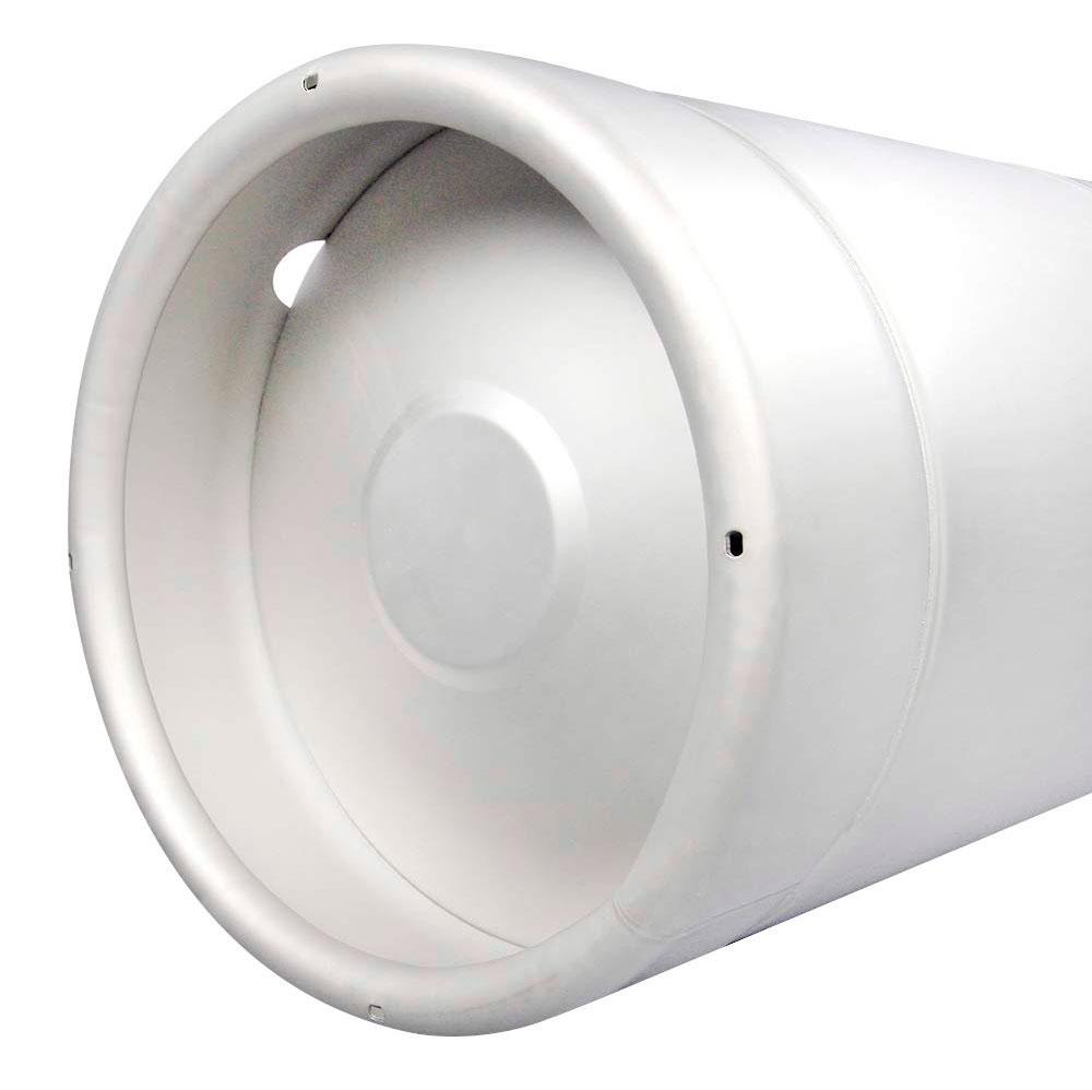 Barril de Aço Inox Modelo Slim 20 Litros