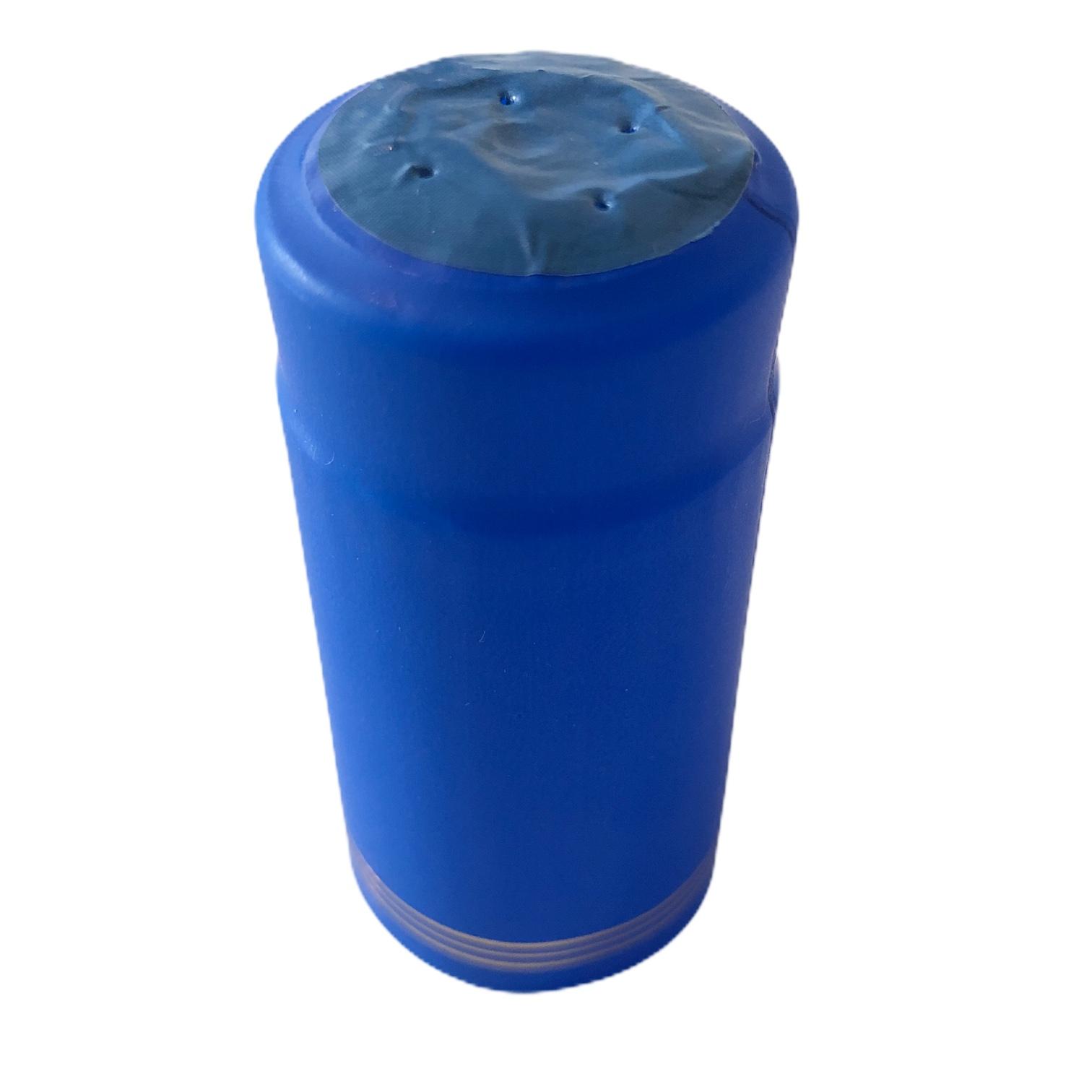 Cápsula Termo Retrátil Azul - 50 Un