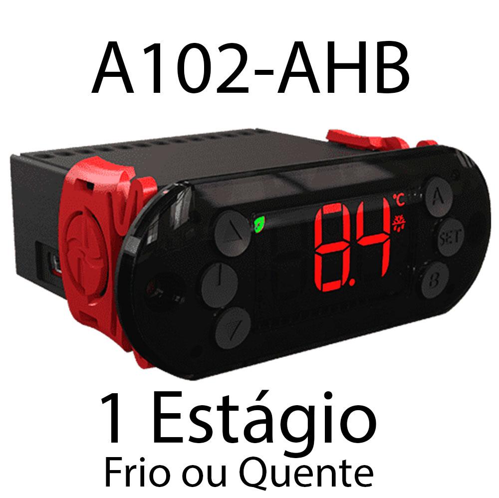 Controlador de Temperatura Ageon A102 Cerveja Artesanal