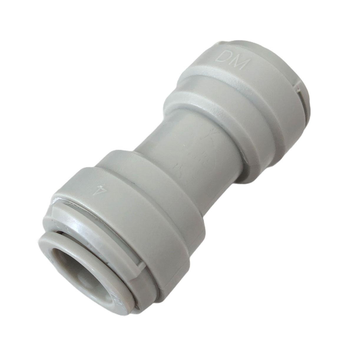 DMFIT - Conexão rápida União tubo 3/8 X 3/8