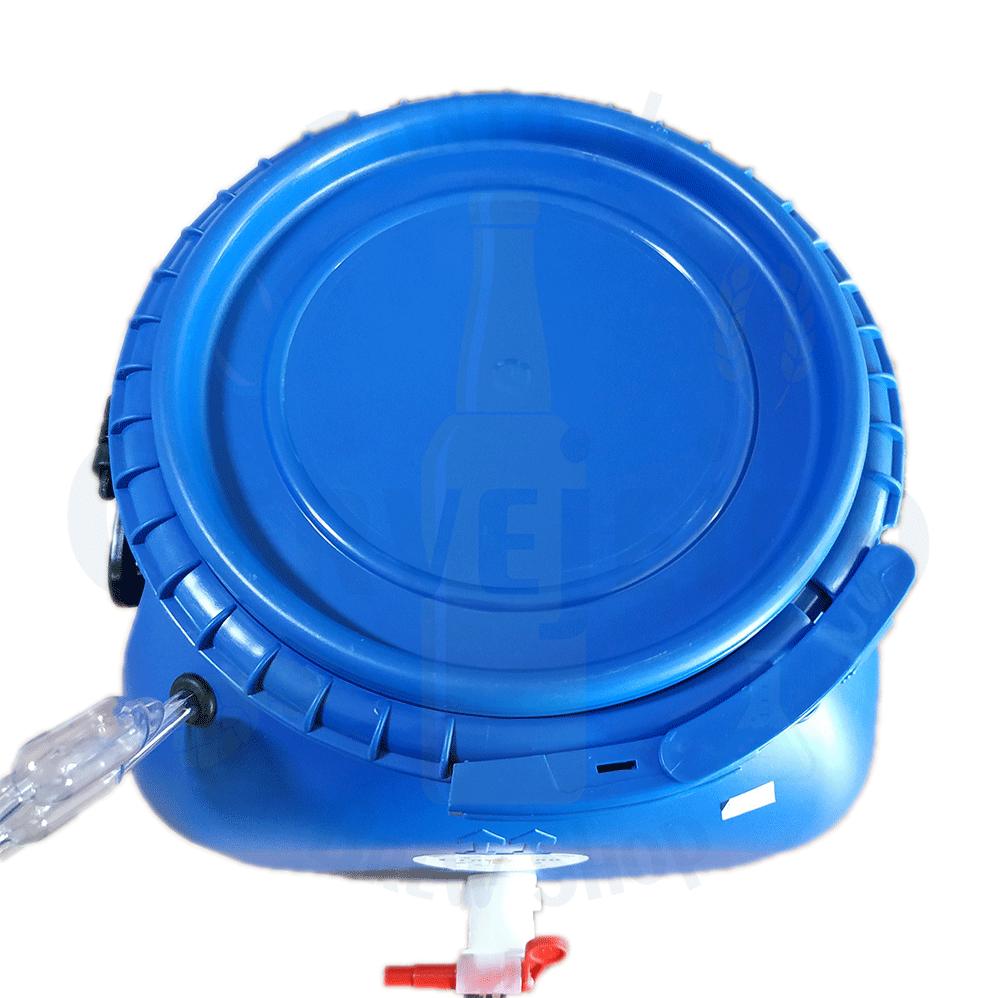 Fermentador/maturador Bombona 50 Litros Completa C/ Torneira