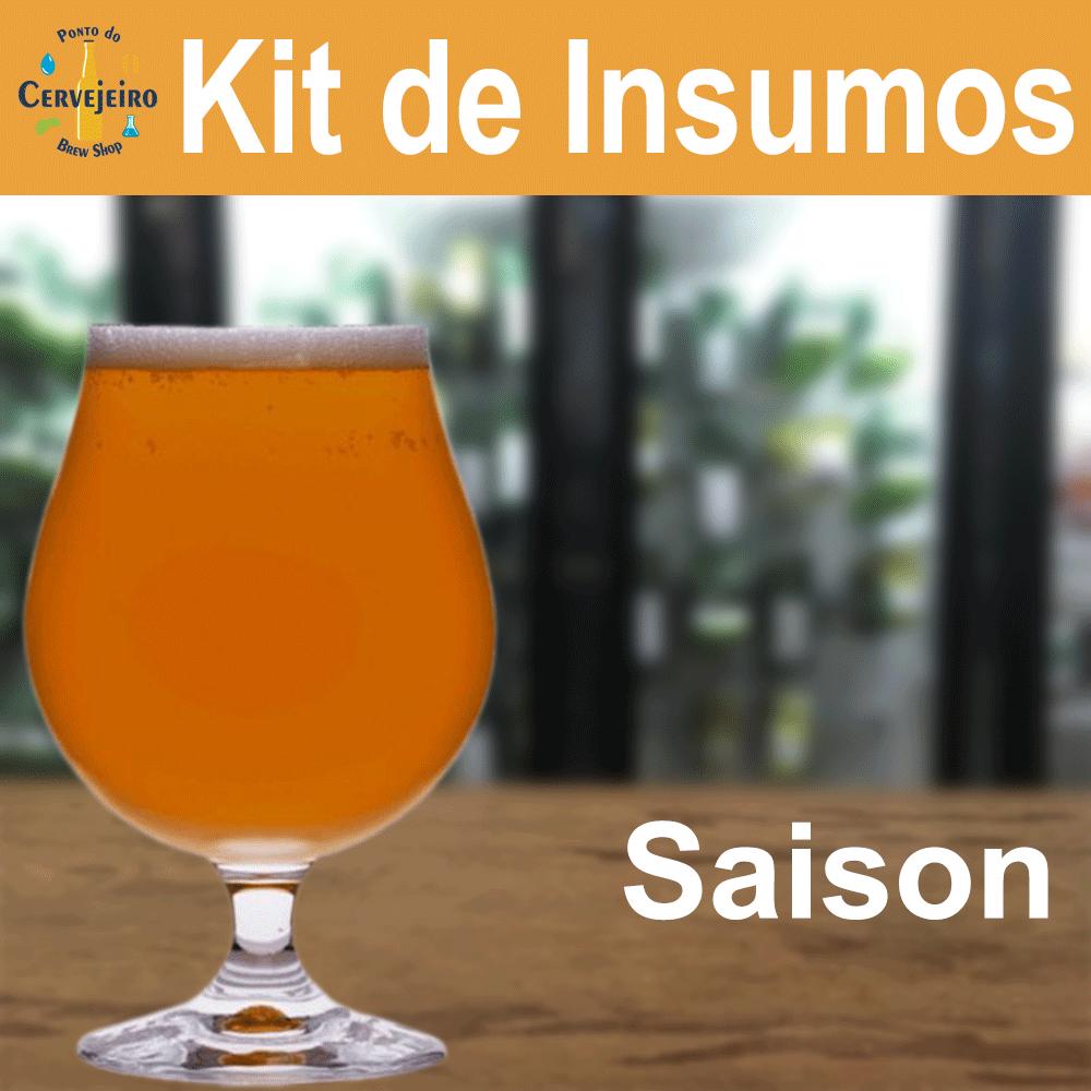 Kit Insumos Saison