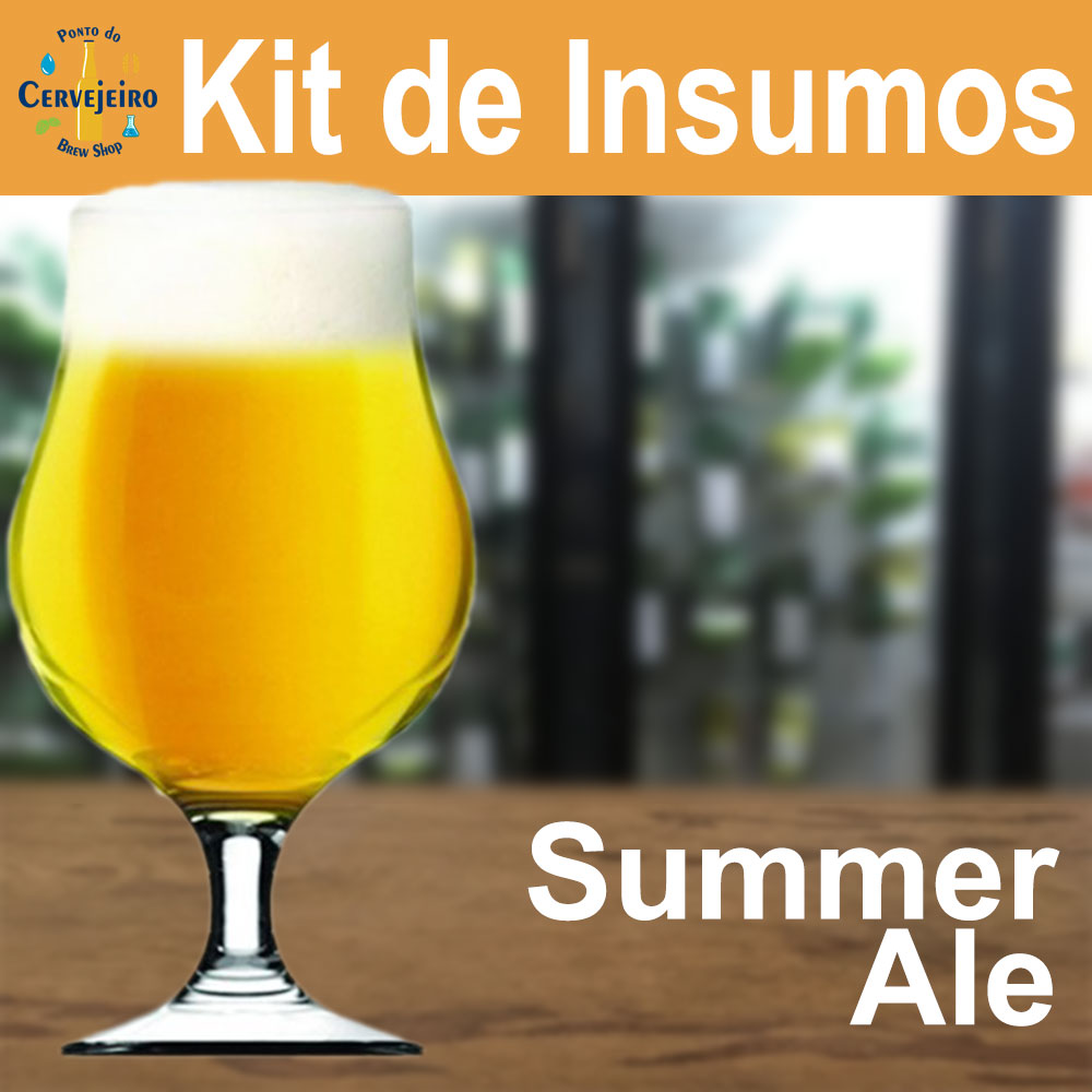 Kit Insumos Summer Ale