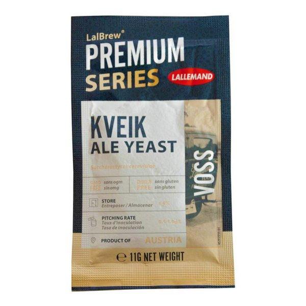 Levedura Fermento Para Cerveja Lallemand Kveik Voss 11g