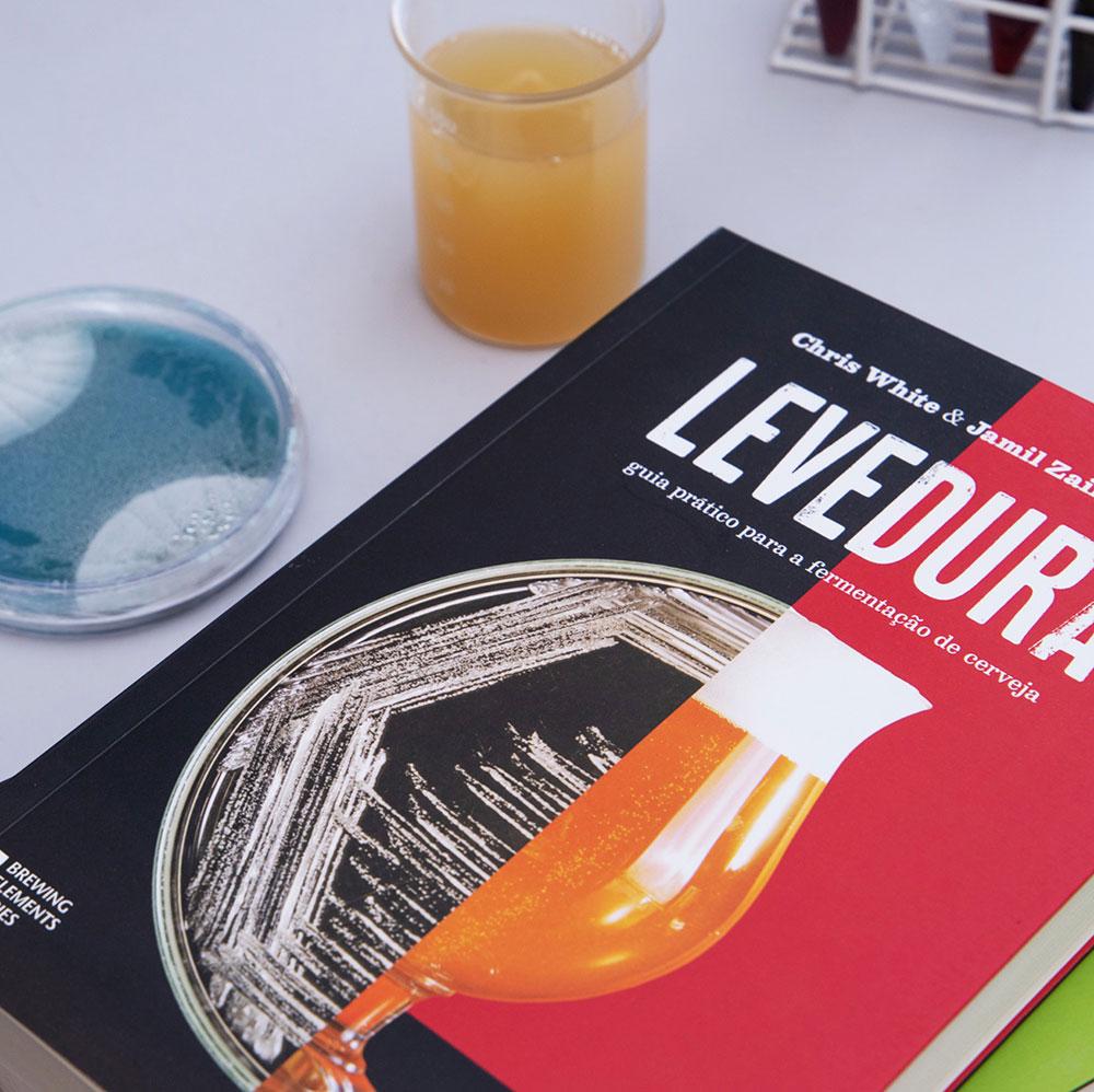 Livro Levedura - Guia prático para a fermentação de cerveja