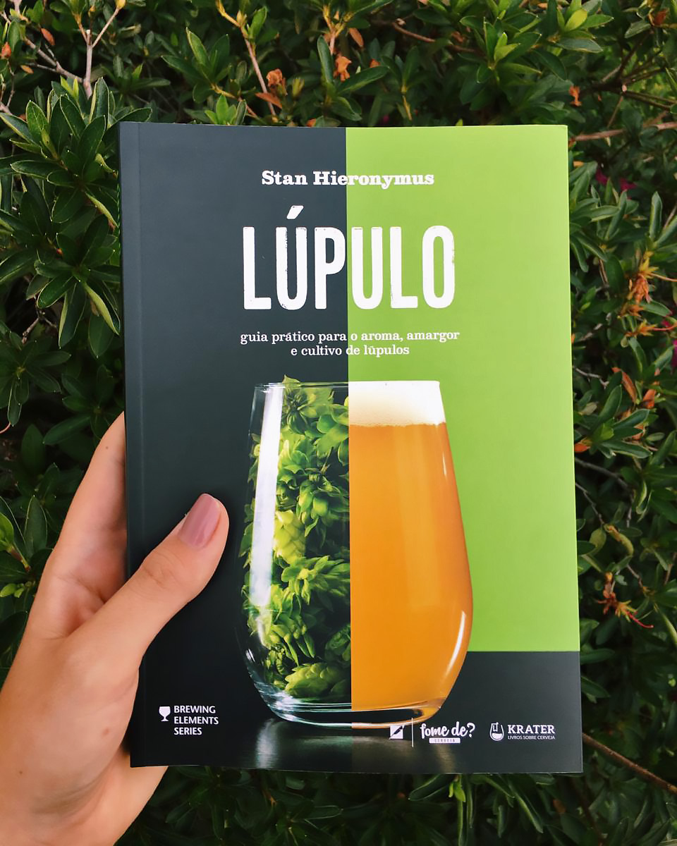 Livro Lúpulo - Guia prático para o aroma, amargor e cultivo