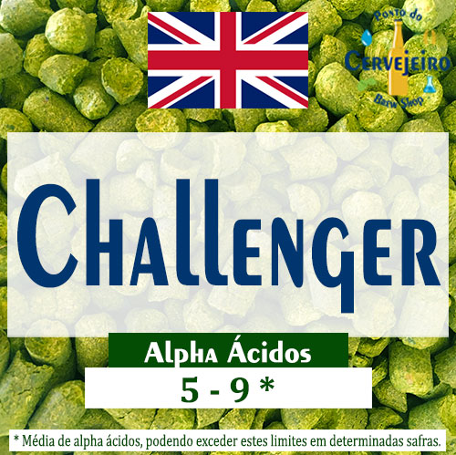 Lupulo Challenger (Barth Hass) Pellet T90 - 50g