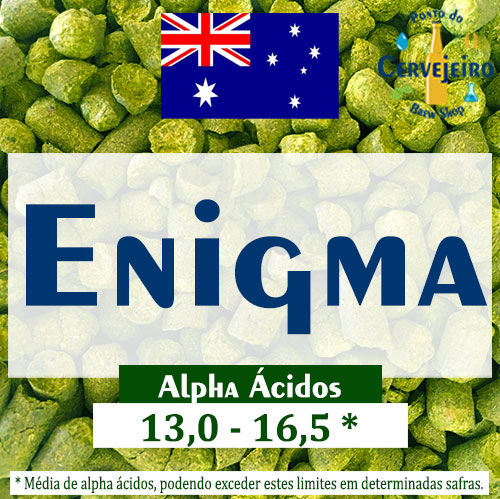 Lupulo Enigma (Barth Hass) Pellet T90 - 50g