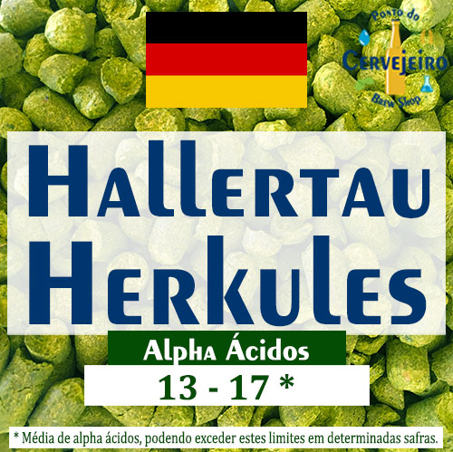 Lupulo Herkules (Barth Hass) Pellet T90 - 50g