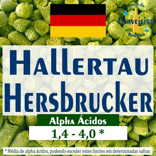 Lupulo Hersbrucker (Barth Hass) Pellet T90 - 50g