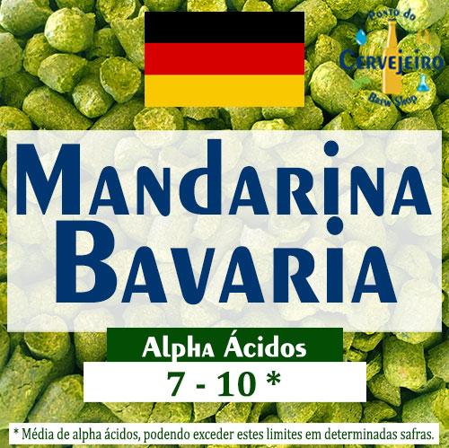 Lupulo Mandarina Bavaria (Barth Hass) Pellet T90 - 50g