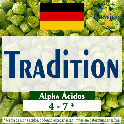 Lupulo Tradition (Barth Hass) Pellet T90 - 50g