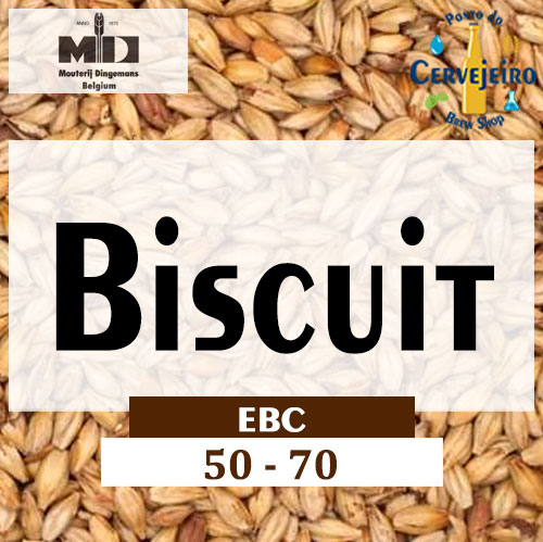 Malte Biscuit Dingemans (50 EBC) - Kg