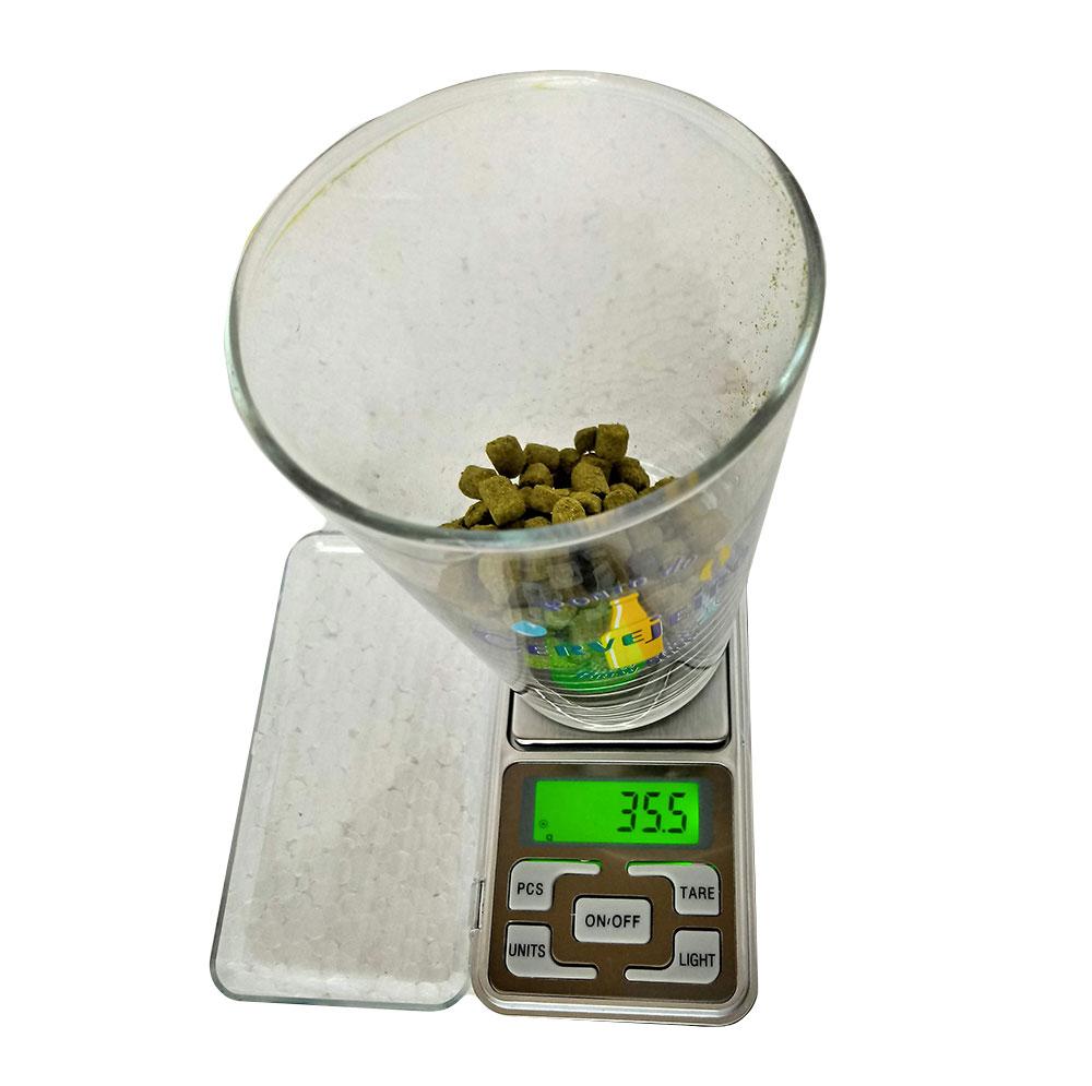 Mini Balança de Precisão 0,1g a 500g