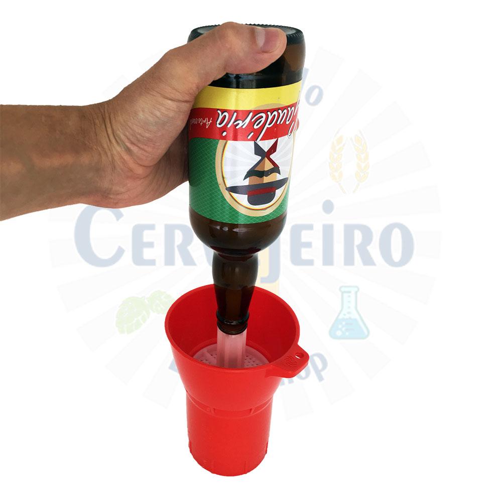 Sanitizador de Garrafas Modelo Spin