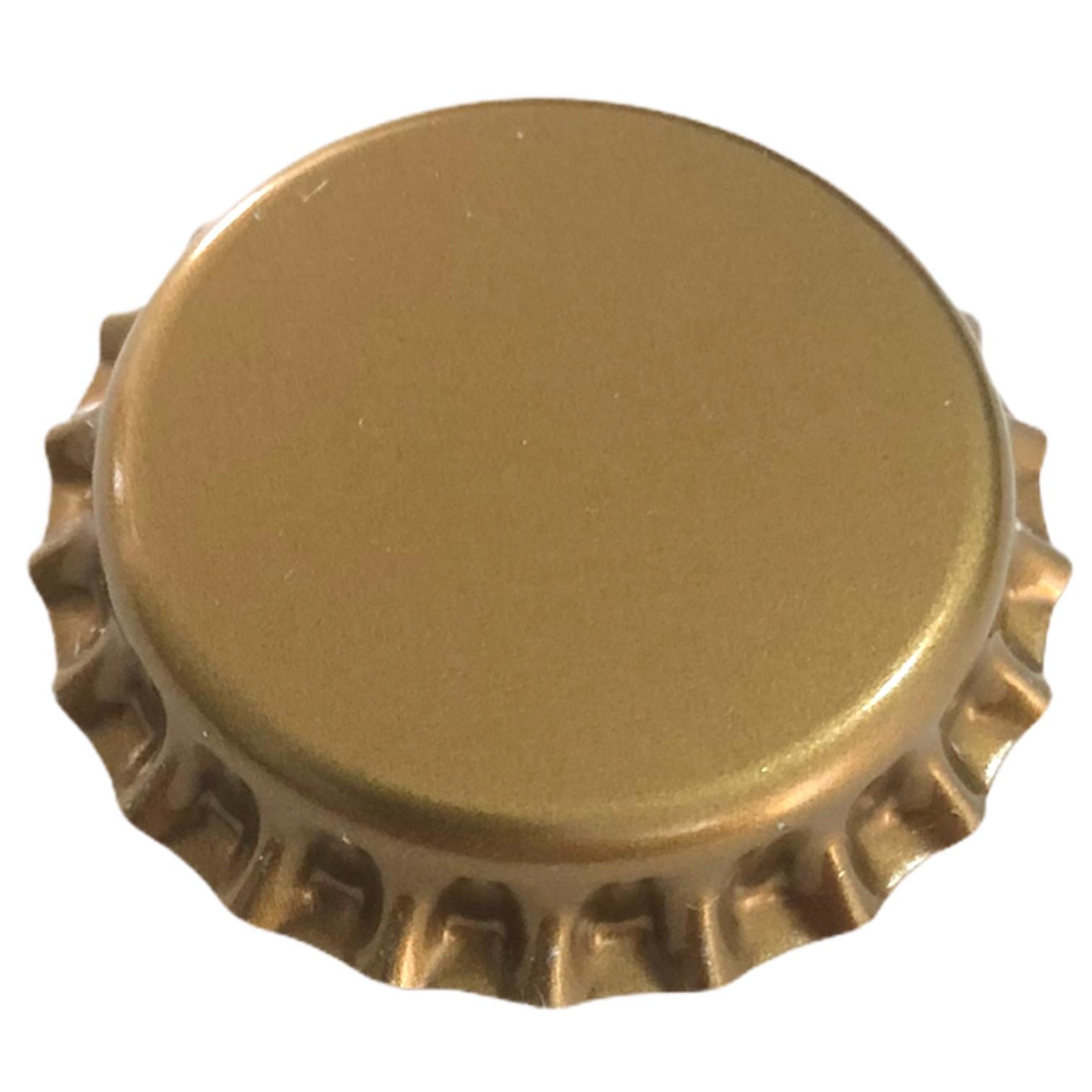 Tampinha Dourada PRY OFF - Pac c/100