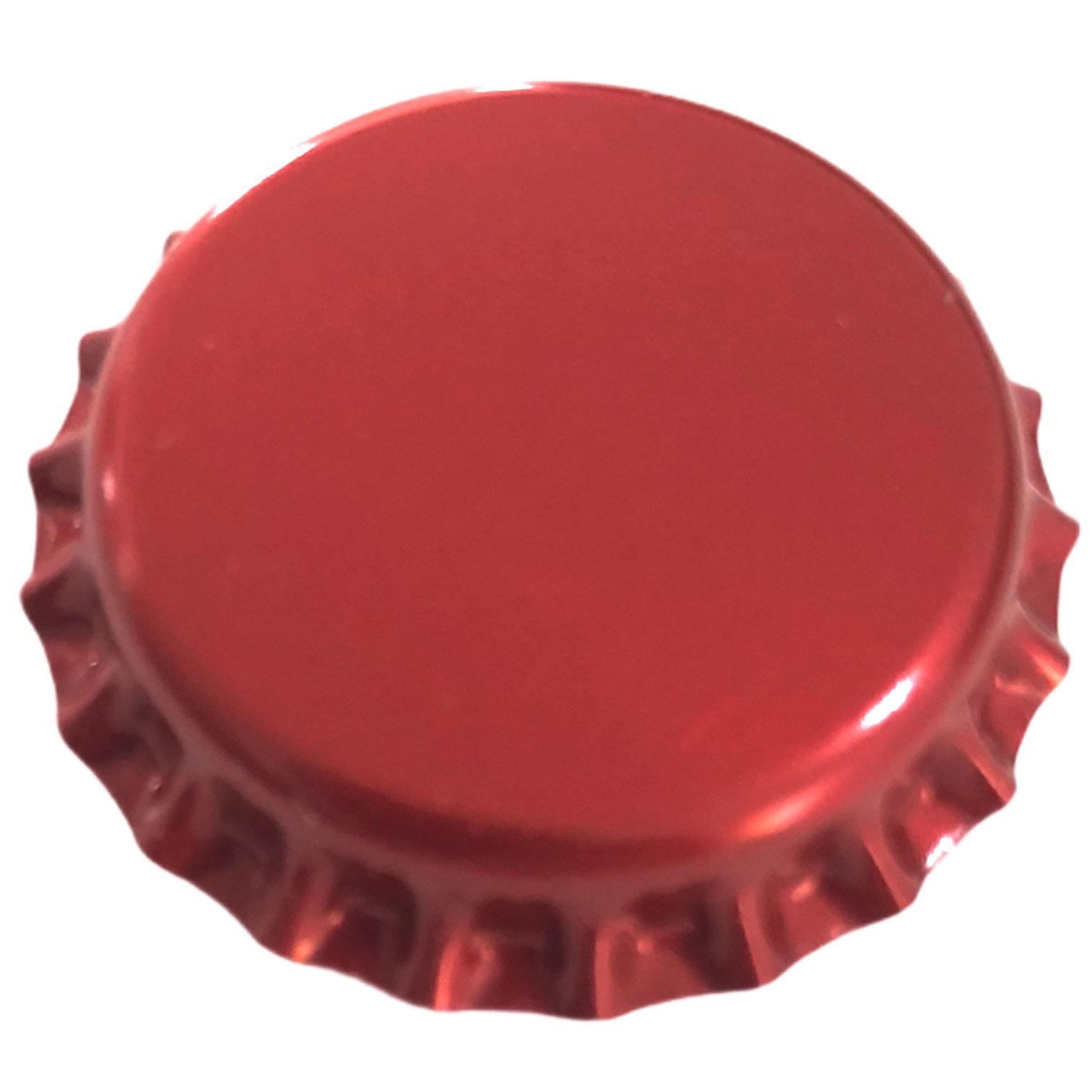 Tampinha Vermelha PRY OFF - Pac c/100