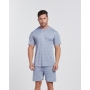 Pijama de Liganete Cinza