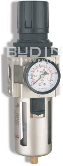 Filtro de Ar e Regulador de Pressão de 1/4´  - Chiaperini