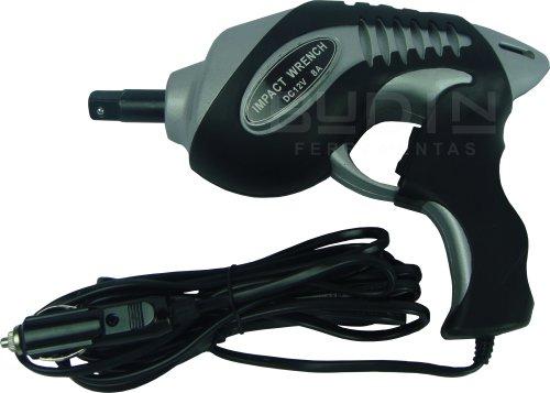 Chave de Roda Elétrica 12v - Chave de Impacto