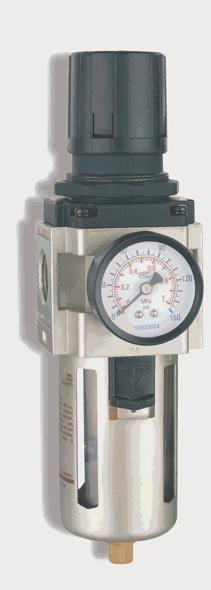 Filtro de Ar e Regulador de Pressão de 1/2´ - Chiaperini