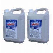 Álcool em Gel 70% Antisséptico Higienizador Para As Mãos - 10 lts