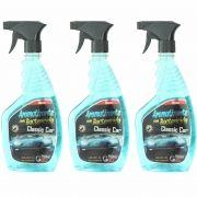 Aromatizante Cheirinho Automotivo Odorizador  Spray Classic Car - 2,5 lts