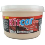 Cera Cristalizadora Automotiva Kit Car 500g - 15 unidades