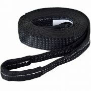 Cinta Fita para Reboque 5 ton x 1,5 mts Black Edition - 4x4 Off Road Trilhas