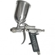 Pistola de Pintura Mod 5 Caneca Alumínio - Arprex ( Bico 0,8mm )