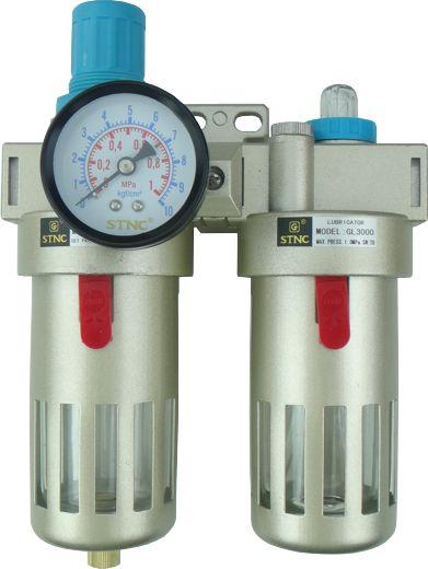 Filtro Regulador e Lubrificador 3/8´ GFC3000