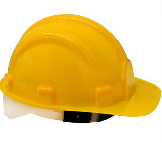 Capacete de Segurança - Amarelo Classe A e B com Selo Inmetro 29.792