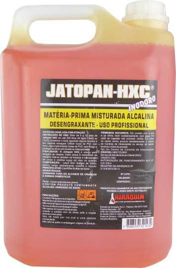 Solupan Desengraxante  Profissional 5 lts - Jatopan