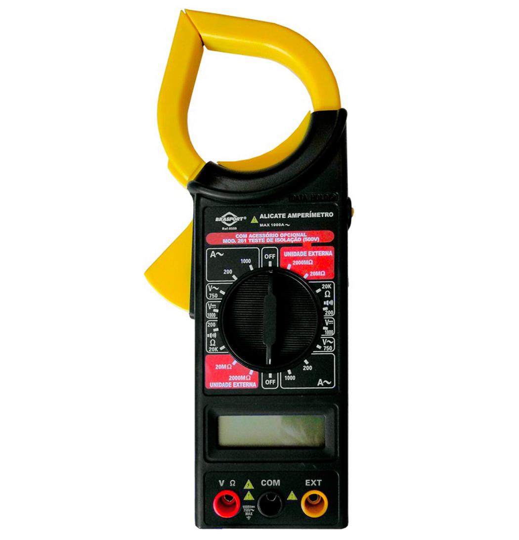 Amperímetro Digital  Alicate