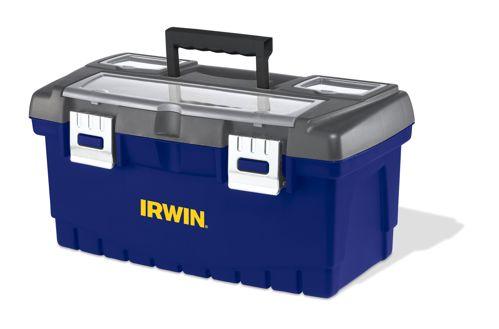Caixa de Ferramentas Irwin 19´ com Organizador