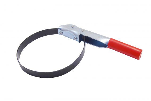 Chave Saca Filtro de Óleo 112mm até 123mm - LUB 18M