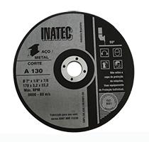 Disco de Corte Aço / Metal  duas telas  9