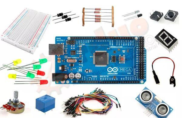 Kit Arduino Mega 2560 155 pcs