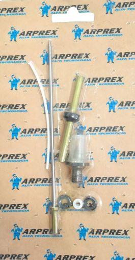 Kit de Reparo Pistola de Pintura Mod 5  - Arprex ( Bico 0,8mm )
