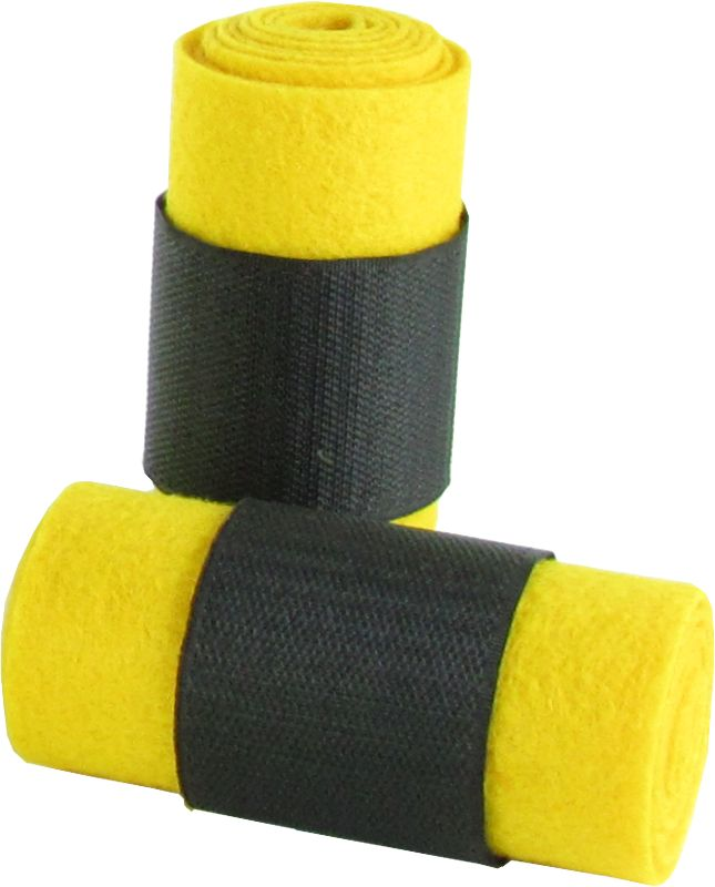 Protetor para Slackline - Amarelo