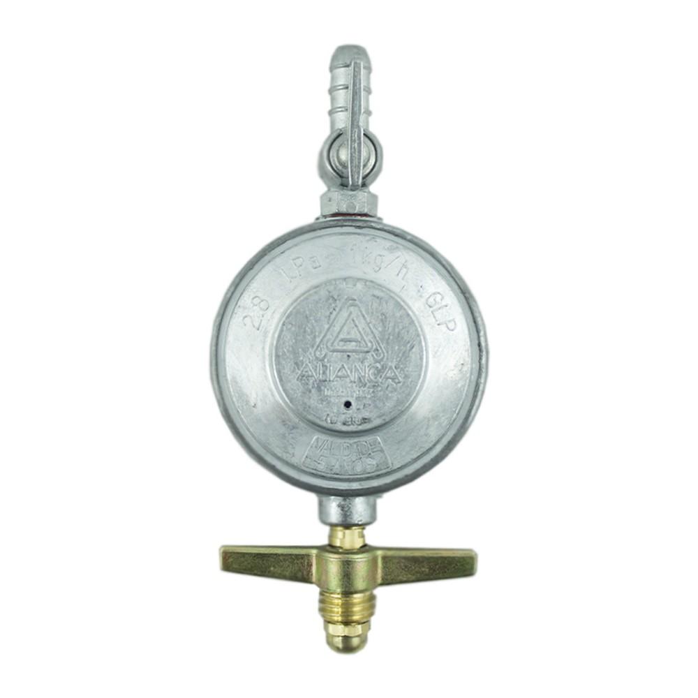 Regulador de Gás Aliança 504/01 - M
