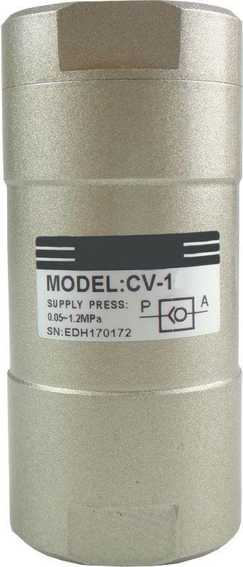 Válvula Unidirecional Pneumática Reguladora de Fluxo 1