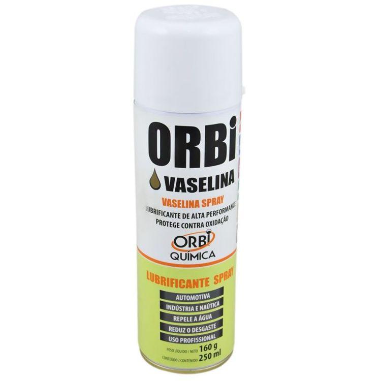 Vaselina Spray 250ml - Orbi Química