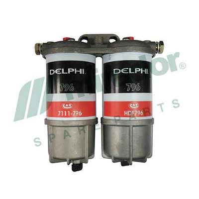 CONJUNTO DE FILTRO DELPHI DUPLO 2 LITRO HDF796-FH170