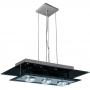 Pendente de vidro - 03 lâmpadas - Pode ser usado lâmpadas de LED