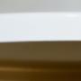 Branco com Dourado