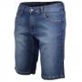 Bermuda Jeans Rip Curl Slim Blue Wave Azul