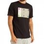 Camiseta Hurley Concrect Plus Size
